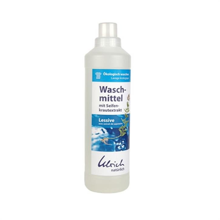 Ulrich Waschmittel mit Seifenkraut 1 l