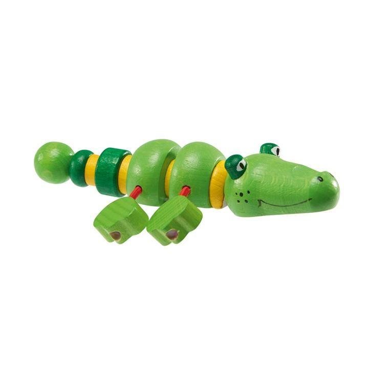 Walter 61251 Klapper Krokodil