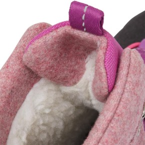 Affenzahn Wolle-Vogel Lila, Pink