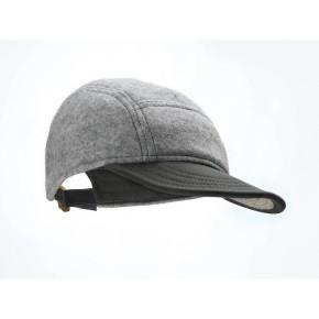 Disana Baseball-Mütze Kim grau