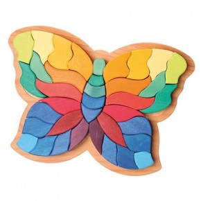 Grimms Legespiel Schmetterling