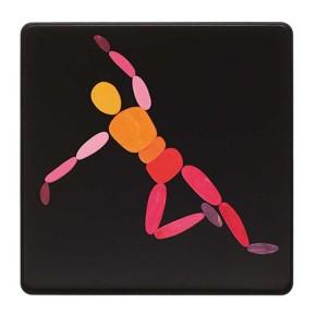 Grimms Magnetspiel Set Inmotion, 2 Körper