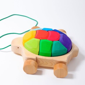 Grimms Nachziehtier Regenbogen Schildkröte