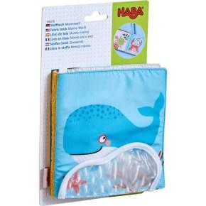 Haba Stoffbuch Meereswelt