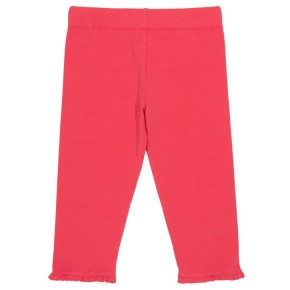 Kite Rüschen-Leggings pink (GOTS) Multi