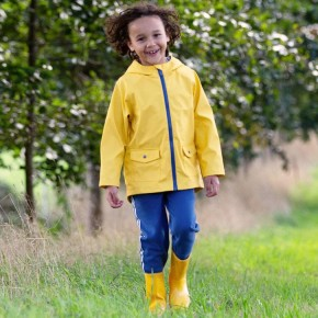 Kite Sailor Splash Coat  gelb 100% Polyurethan,  100% Bio-Baumwolle