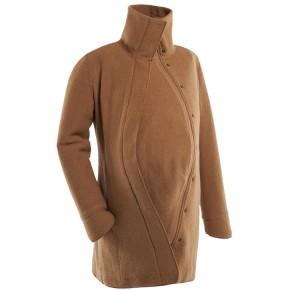 Mamalila Eco-Wool-Tragemantel Oslo camel